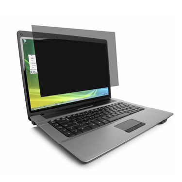 "Kensington Privacy Screen For 15.6"" Laptops"