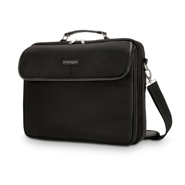 Kensington Laptop Case 15.6in Messenger Black