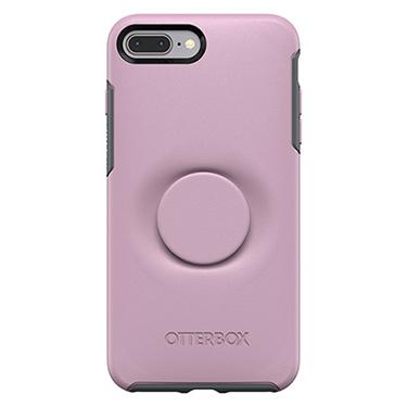 OtterBox iPhone 7+/8+ & Pop Symmetry Mauvelous