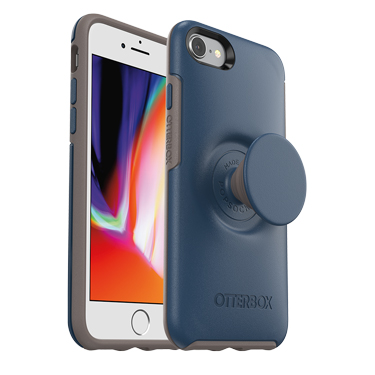 OtterBox iPhone 7/8 & Pop Symmetry Go To Blue