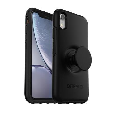 OtterBox iPhone XR & Pop Symmetry XR Black