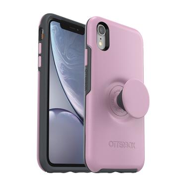 OtterBox iPhone XR & Pop Symmetry Mauvelous