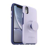 OtterBox iPhone XR & Pop Symmetry Lilac Dusk