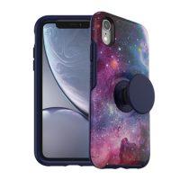 OtterBox iPhone XR & Pop Symmetry Blue Nebula