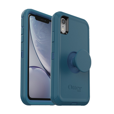 OtterBox iPhone XR & Pop Defender Winter Shade