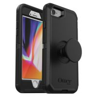 OtterBox iPhone 7/8 & Pop Defender Black