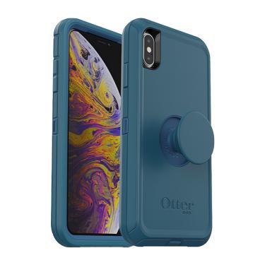 OtterBox iPhone XS Max & Pop Defender Winter Shade