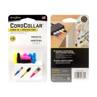 Nite Ize CordCollar Cable ID & Protection - 8 pack