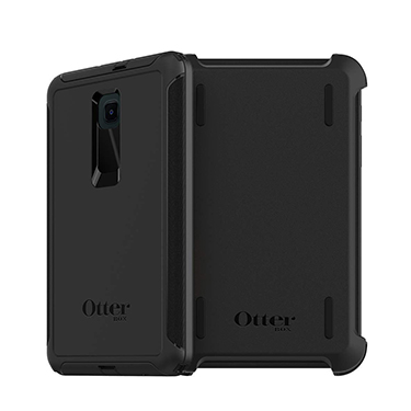 OtterBox Galaxy Tab A 8.0 2019 Defender Black