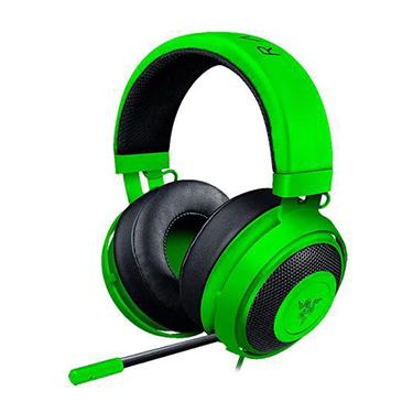 Razer Headset Kraken Analog Gaming Green