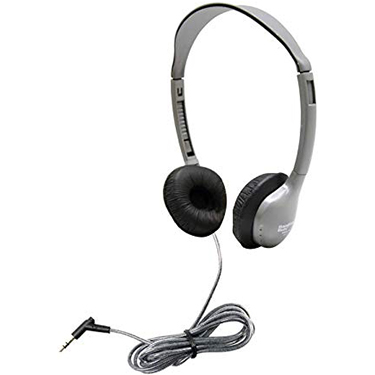 HamiltonBuhl Headphone SchoolMate Cushioned w/Dura-Co