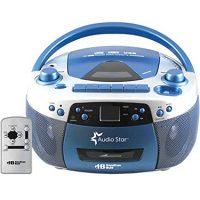 HamiltonBuhl Boombox AudioStar CD USB Converter 6 Inout