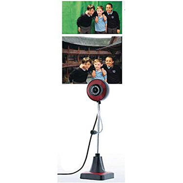 HamiltonBuhl Green Screen  Kit STEAM Webcam & Cloth & SW