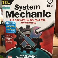 Iolo System Mechanic w/Anti- Virus & AntiSpyware Unlimited