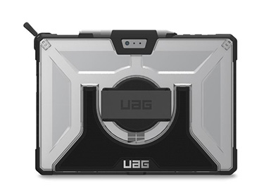 UAG Microsoft Surface Pro 6/5/ 4 Blk w/Handstrap & Kickstand