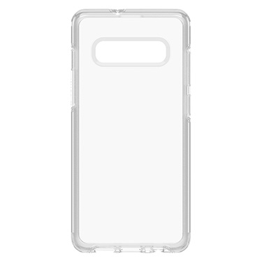 OtterBox Galaxy S10+ Symmetry Clear
