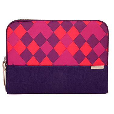 STM Laptop Sleeve Grace 11inch Purple Diamonds