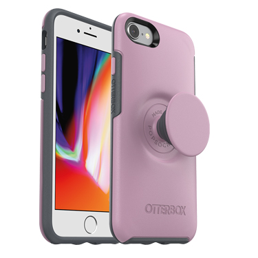 OtterBox iPhone 7/8 & Pop Symmetry Mauvelous