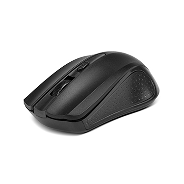 Xtech Mouse Wireless  Galos 4 Button Nano Dongle Black