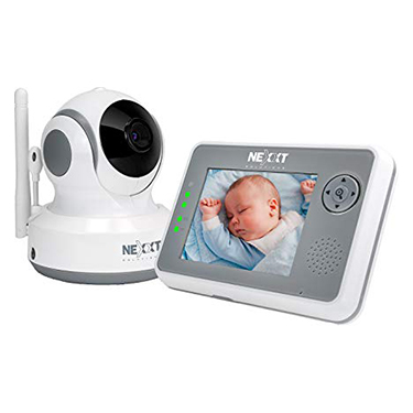 Nexxt Baby Monitor Camera