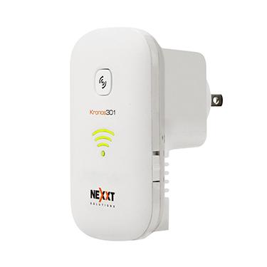 Nexxt Range Extender Kronos 301 Wireless-N Wall Plug Desig