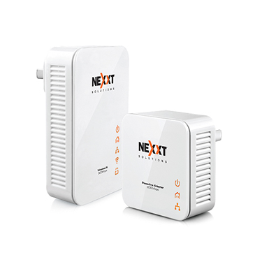 Nexxt Powerline Extender Wireless Sparz 201-W 300Mbps