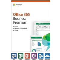 Microsoft Office 365 Business Premium 1-User 1-Year