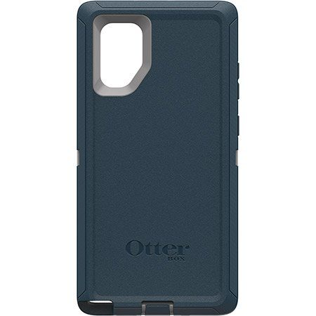 OtterBox Galaxy Note 10+ Defender Gone Fishing Blue