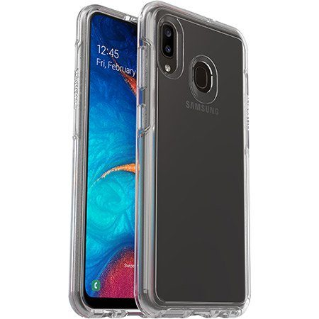 OtterBox Galaxy A20 Commuter Symmetry Clear