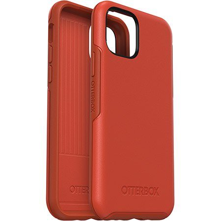 OtterBox iPhone 11 Pro Symmetry Risk Tiger Red