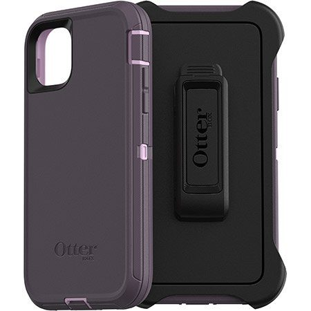OtterBox iPhone 11 Defender Purple Nebula