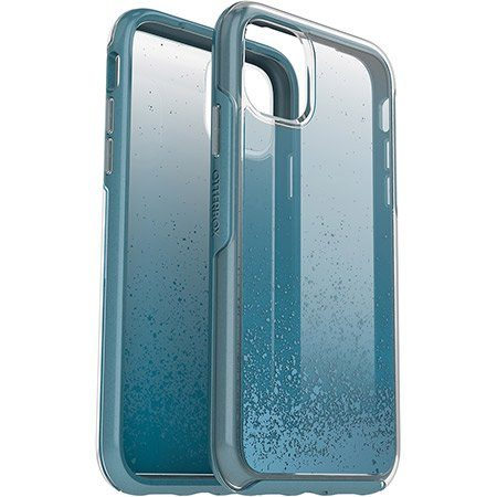 OtterBox iPhone 11 Symmetry Clear We'll Call Blue