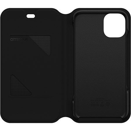 OtterBox iPhone 11 Strada Via Black Night