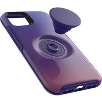 OtterBox iPhone 11 & Pop Symmetry Violet Dusk