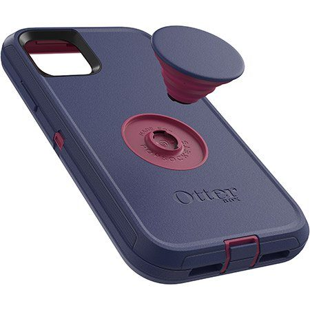 OtterBox iPhone 11 & Pop Defender Grape Jelly