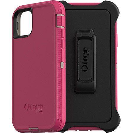 OtterBox iPhone 11 Pro Max Defender lLvebug Pink