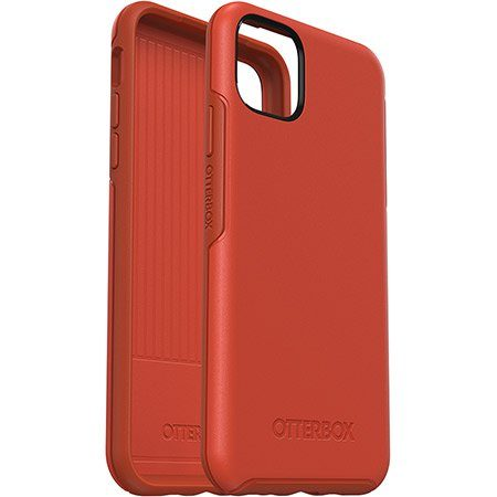 OtterBox iPhone 11 Pro Max Risk Tiger Red