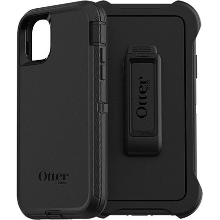 OtterBox iPhone 11 Defender Black