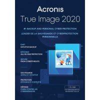 Acronis True Image 2020 Backup & Recover 1-User BIL