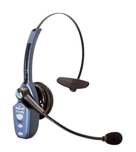 Blueparrott Bluetooth B250-XTS w/Boom Mic Noise Cancelling