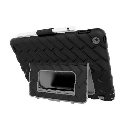 Gumdrop iPad 10.2 2019 HideAway Black Case