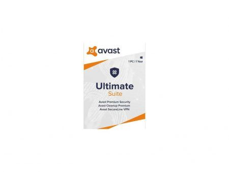 Avast Ultimate  1-User 1Yr PKC