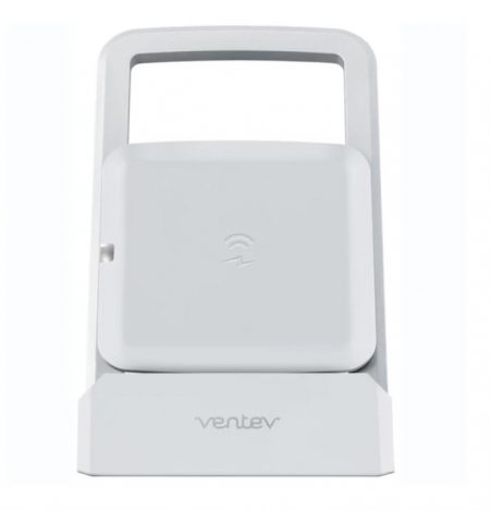 Ventev Qi Charge Stand 15W Adjustable White
