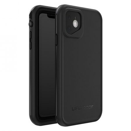 Lifeproof iPhone 11 Fre Case Waterproof Black