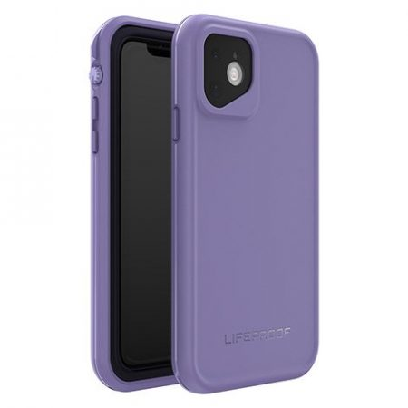 Lifeproof iPhone 11 Fre Case Waterproof Lavendar/Purple