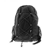 Xtech Backpack Foldable Compact Water Rep Nylon Black