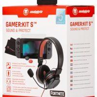 Snakebyte Nintendo Switch Sound & Protect Gamer Kit