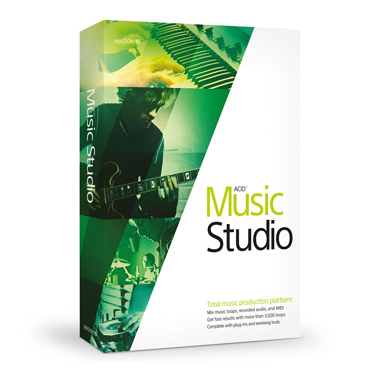 Magix Acid Music Studio 10