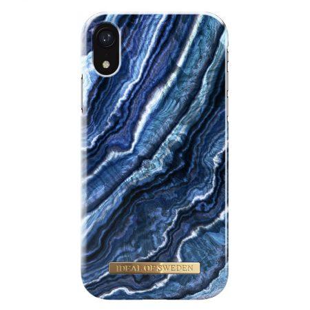 Ideal of Sweden iPhone XR Indigo Swirl Blue