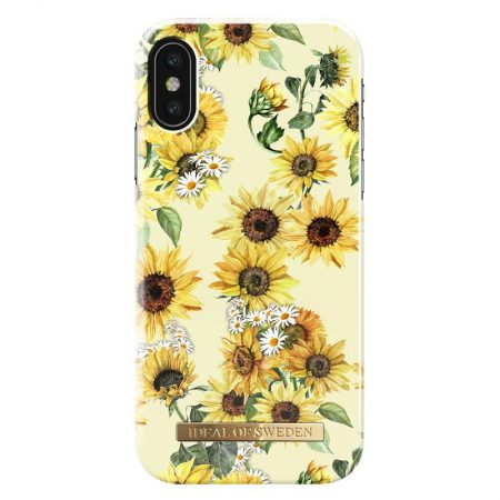 Ideal of Sweden iPhone X/XS Sunflower Lemonade